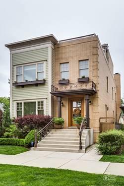 1466 W Hutchinson, Chicago, IL 60613 Uptown