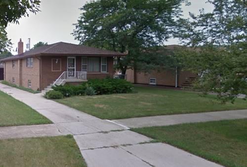 7842 S Sholer, Bridgeview, IL 60455