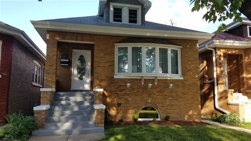 Chicago Bungalow Rehab For Sale In 60634: 3841 N Panama, Chicago, IL 60634