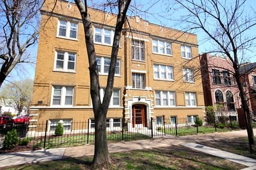 1624 W Grace Unit 3, Chicago, IL 60613 Lakeview