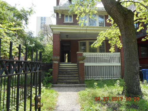 4823 S Kenwood, Chicago, IL 60615