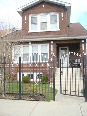 4846 W Belden, Chicago, IL 60639