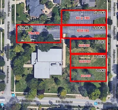 Lot #4 Arlington, Elmhurst, IL 60126