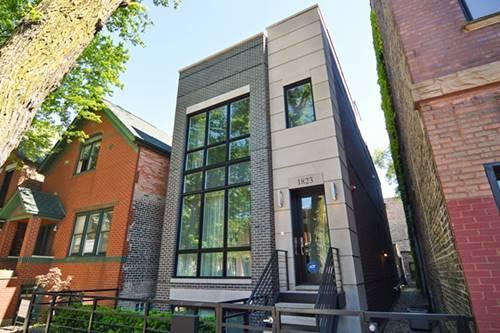 1823 W Cortland, Chicago, IL 60622 Bucktown