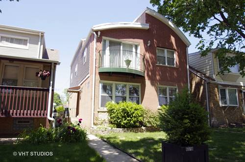 6316 W Giddings, Chicago, IL 60630