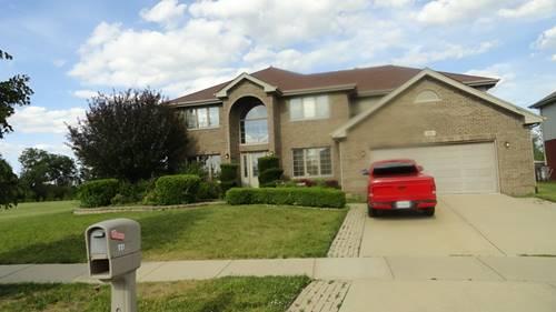 231 Homeland, Matteson, IL 60443