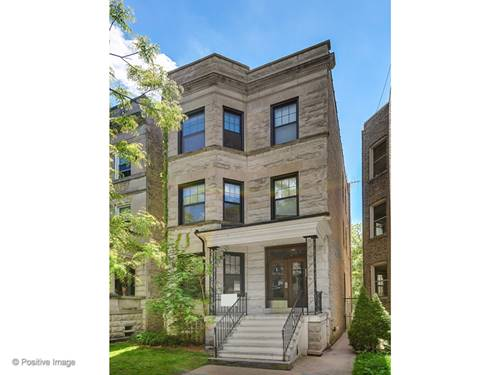 1317 W Eddy, Chicago, IL 60657 Lakeview