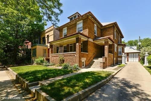 1420 W Warner, Chicago, IL 60613 Uptown