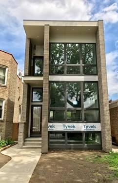 4037 N Troy, Chicago, IL 60618