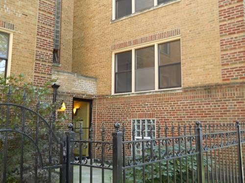 5315 N Francisco Unit 1, Chicago, IL 60625