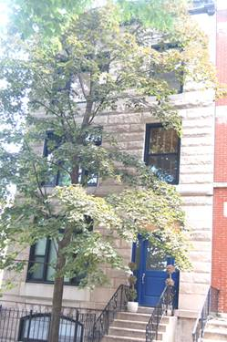 2245 N Bissell, Chicago, IL 60614 West Lincoln Park