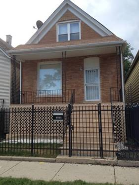 7816 S Muskegon, Chicago, IL 60649