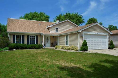 852 Boxwood, Buffalo Grove, IL 60089