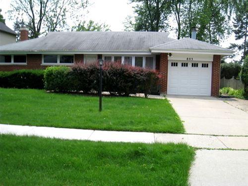 803 W Milburn, Mount Prospect, IL 60056