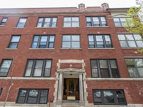 1907 W Montrose Unit G, Chicago, IL 60613 North Center