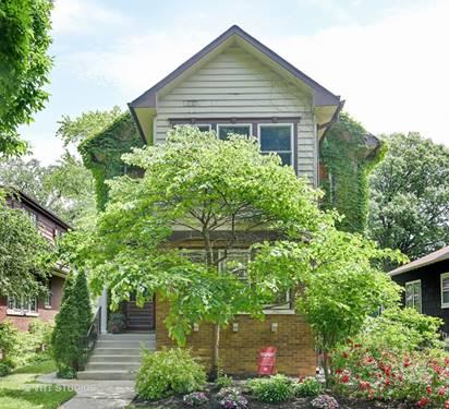 2145 Forestview, Evanston, IL 60201