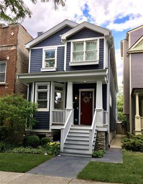 1462 W Cullom, Chicago, IL 60613 Uptown