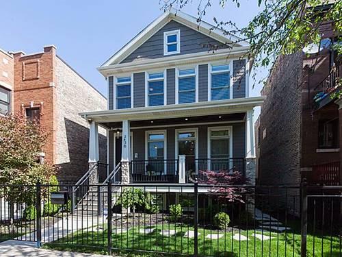 2436 W Belle Plaine, Chicago, IL 60618 North Center