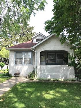 7117 N Osceola, Chicago, IL 60631