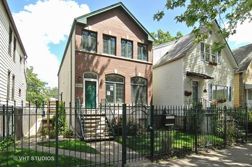 1833 N Talman, Chicago, IL 60647