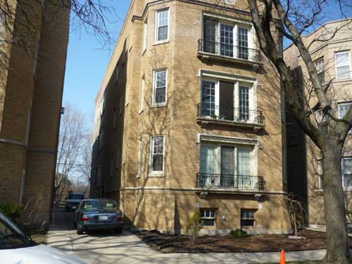 2150 W Arthur Unit 3, Chicago, IL 60645