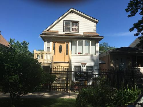 4623 N Springfield, Chicago, IL 60625