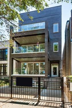 1537 W Walton Unit 2, Chicago, IL 60642 Noble Square
