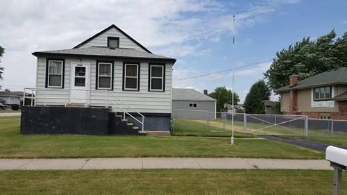 14146 Kostner, Crestwood, IL 60445
