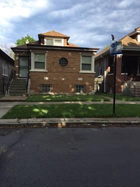 7135 S Maplewood, Chicago, IL 60629