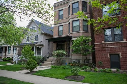 4311 N Winchester Unit 3, Chicago, IL 60613 North Center