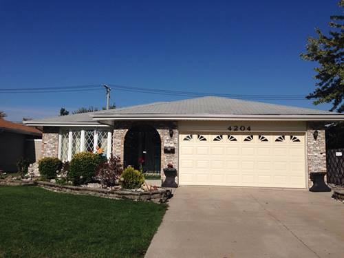 4204 W 103rd, Oak Lawn, IL 60453