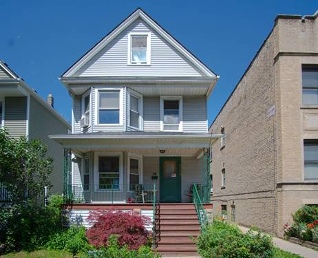 4520 N Avers, Chicago, IL 60625