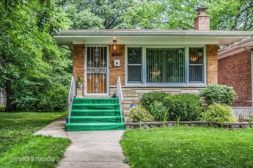 1728 W 101st, Chicago, IL 60643