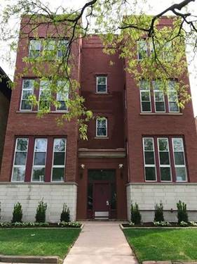 623 E Groveland Unit 3E, Chicago, IL 60653