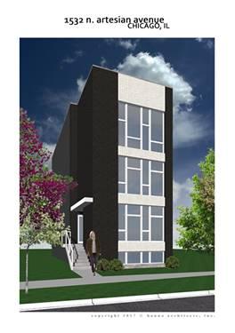 1532 N Artesian Unit 1, Chicago, IL 60622