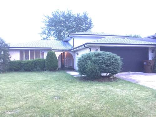 6133 Brookwood, Oak Forest, IL 60452