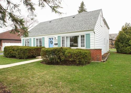 3122 Knollwood, Glenview, IL 60025