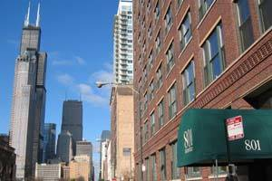 801 S Wells Unit 709, Chicago, IL 60607