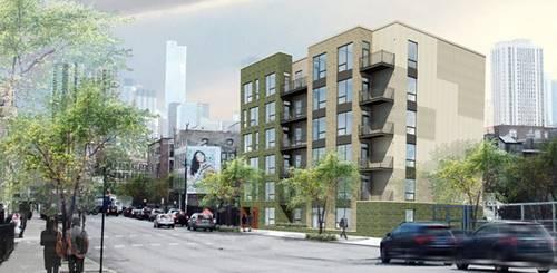 851 W Grand Unit 504, Chicago, IL 60642 Fulton Market
