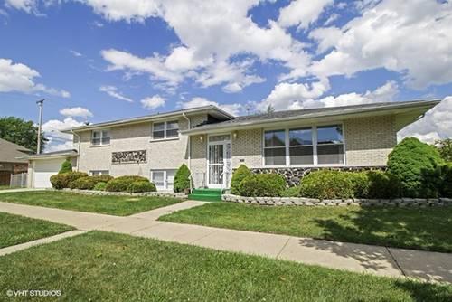4844 W 107th, Oak Lawn, IL 60453