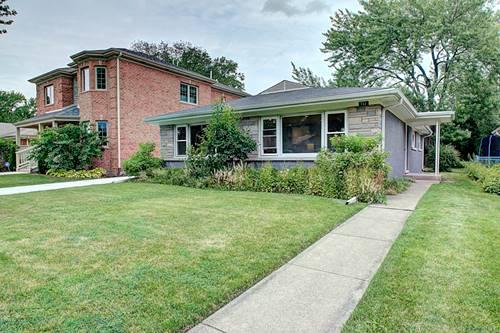 733 N Lincoln, Park Ridge, IL 60068