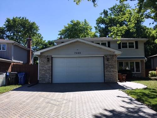 7505 Banks, Justice, IL 60458