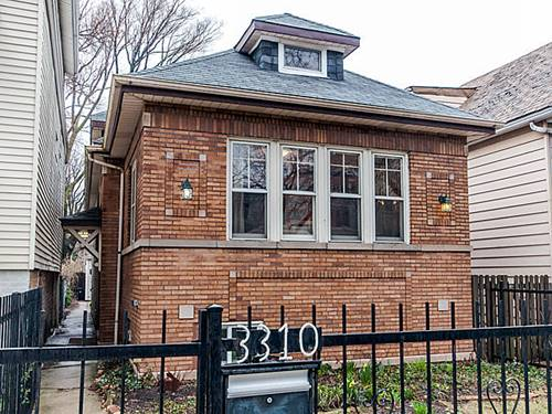 3310 N Bell, Chicago, IL 60618 Roscoe Village