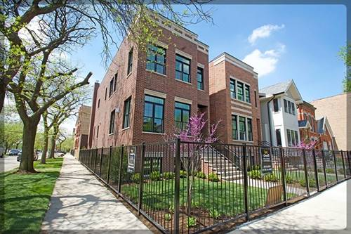 1300 N Bell, Chicago, IL 60622 Wicker Park