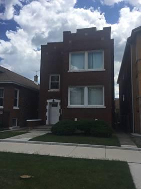 6023 S Maplewood Unit 2, Chicago, IL 60629