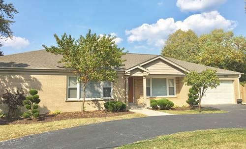 1375 Parkside, Park Ridge, IL 60068