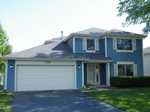 1338 Fountain Green, Crystal Lake, IL 60014