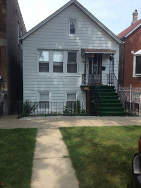 3710 S Honore, Chicago, IL 60609