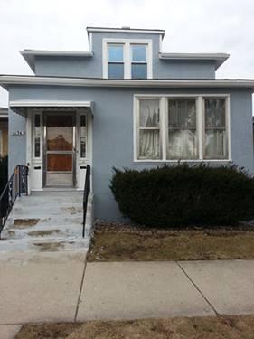 6134 W Barry, Chicago, IL 60634