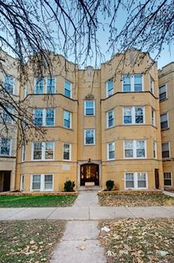 5430 N Campbell Unit 3N, Chicago, IL 60625